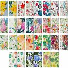 OFFICIAL HAROULITA MULTIFLOWERS LEATHER BOOK CASE FOR HUAWEI XIAOMI TABLET