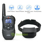 Dog Training E Collar Pet Shock Collar Waterproof with Remote For Dogs 1000 Yard