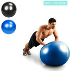 Exercise Balls Gym Yoga Fitness Anti-burst Leg Workout Balance Trainer Air Pump image