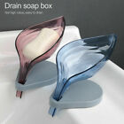 Leafology Decorative Drainage Soap Holder Soap Storage Holder Container