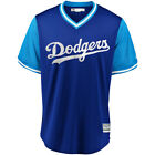 Los Angeles Dodgers 2018 Players Weekend Majestic Cool Base Jersey M L XL 2XL on Ebay