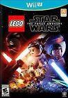 BRAND NEW SEALED LEGO Star Wars: The Force Awakens (Nintendo Wii U, 2016) KIDS