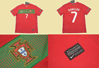 Portugal 2010 ronaldo jersey world cup shirt playera t-shirt cr7 cristiano