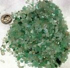 Aventurine Gemstone Chips Nuggets No Hole Undrilled For Bottles Jewelry Crystal