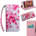 For Samsung Galaxy S20 Plus Ultra A51 A71 Painted Wallet Leather Flip Case Cover