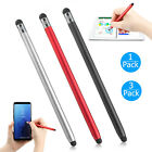2 in 1 universal stylus touch screen pen for iphone ipad samsung tablet phone pc