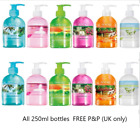 AVON Handwash Liquid Scented Soap 250ml x2 x4 or x6 Bottles  **FREE P