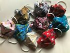 Face Masks CHILDREN 24 FABRIC CHOICES All Cotton w/Filter Pocket USA Hand Made $6.0 USD on eBay