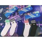 A box of 5 pairs of casual football socks stylish sports socks