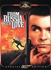 James Bond 007 From Russia with Love (DVD, 2000) SEAN CONNERY WIDESCREEN USA R 1 $10.99 USD on eBay