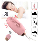 Rechargeable Massager Invisible Wearable Panty Vibrater Wireless Remote Control
