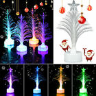 7 Color Changing Christmas Xmas Tree LED Light Lamp Home Party Decoration Mini