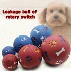 Dogs Leak Food Puzzle Ball Interactive IQ Treatment Bite Supply Training M1H9