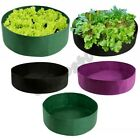 Garden Raised Fabric Bed Planting Flower Plant Vegetable Elevated Grow Bag Box