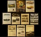 Triumph Spitfire Ads - Your Choice - One Flat Shipping Charge $3.25 USD on eBay