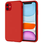 """JETech Silicone Case for iPhone 11 6.1"""" Shockproof Cover with Microfiber Lining"""