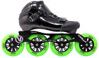 Loco Verde Inline Skates - Speed Fitness Racing Skate by Vanilla - FREE SHIPPING