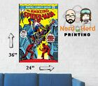 Spider-Man #136 Cover Wall Poster Multiple Sizes 11x17-24x36