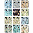 OFFICIAL MICKLYN LE FEUVRE PATTERNS 2 GRAY GUARDIAN CASE FOR APPLE iPHONE PHONES