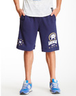 American Fighter Mens Walking Sweat Shorts PIPELINE Navy S-2XL T-Shirt $65 image