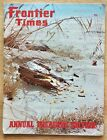 FRONTIER TIMES - OLD WEST / WESTERN HISTORY MAGAZINE ISSUES - 1964-1985