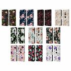 OFFICIAL ANIS ILLUSTRATION FLOWER PATTERN 3 LEATHER BOOK CASE FOR SONY PHONES 1