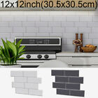 Wall Stickers Self-adhesive Home Room Decoration Waterproof Oilproof 30.5*30.5cm