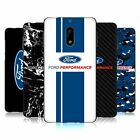 OFFICIAL FORD MOTOR COMPANY LOGOS BLACK SOFT GEL CASE FOR MICROSOFT NOKIA PHONES