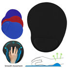 Ergonomic Comfortable Mouse Pad Mat With Wrist Rest Support Non Slip PC Moudx55