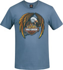 Harley-Davidson Men's Mean Eagle Tee R003553 $30.0 USD on eBay