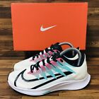 Nike Zoom Rival Fly Women  s Running Shoes Pale Ivory Hyper Jade Athletic Sneaker