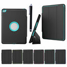 """Heavy Duty Kid Cover Military Shockproof Case Stand For iPad 4 3 2 Air 9.7"""" MINI"""