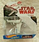 NWT HOT WHEELS STAR WARS STARSHIPS FIRST ORDER TIE FIGHTER POE'S SKI SPEEDER NEW