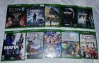 All Brand-New Microsoft XBox One Games Unopened & Factory Sealed