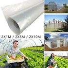 Outdoor Greenhouse Tunnel Garden Plants Reinforced Top Cover Vegetables Fruits