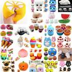 Funny Toy Soft Squeeze Realistic Slow Rising Stress Relief Charms Collection US