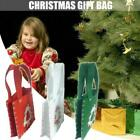 1pc Cute Christmas Tree Gift Bags Festive Candy Present Storage Packing D0x3