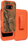 Slim Hard Case Cover and Belt Clip Holster for Samsung Galaxy XCover FieldPro