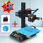 "High Precision 3D Printer Resume Printing 7.1""x7.1""x7.1"" 3D Touch LCD Screen"