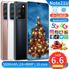 """Note21U Android 10 128GB 8GB RAM (FACTORY UNLOCKED) 6.6"""" FHD+2230*1080 (Global)"""