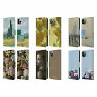 OFFICIAL THE NATIONAL GALLERY ART LEATHER BOOK CASE FOR APPLE iPHONE PHONES