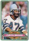 1980 Topps Football Pick Complete Your Set #401-528 RC Stars ***FREE SHIPPING***Football Cards - 215