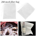 Special Wine Strainer Coffee Filter Nylon Fine Mesh Nut Milk Bag Cheesecloth