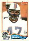 1982 Topps Football Pick Complete Your Set #1-201 RC Stars ***FREE SHIPPING***Football Cards - 215