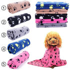 Pet Blanket Bed Cover Mat Dog Cat Pet Supply Warm Soft Breathable Colorful Cute