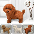 Realistic Simulation Teddy Dog Lucky Plush Toy Doll Cute Lovely Puppy Pet Gift