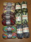 Lot Of 2 Skeins, Patons Kroy Sock Yarn, 1.7 Oz, 166 Yds, You Choose Color