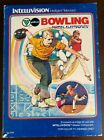 PBA Bowling for Intellivision from Mattel Electronics CIB