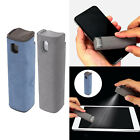 All in 1 Portable PC Phone Tablets Screen Cleaner Microfiber Cloth 13ML