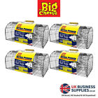 Big Cheese Live Multi-Catch Rat Trap (STV080) Durable, Easy to set up & use.